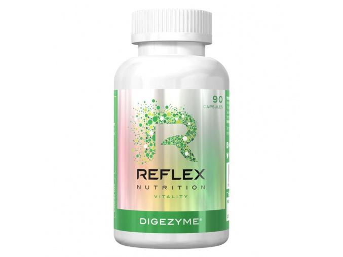 2901 reflex nutrition digezyme 90 kapsli