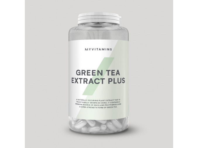 MyProtein Green Tea Extract Plus 90 tablet