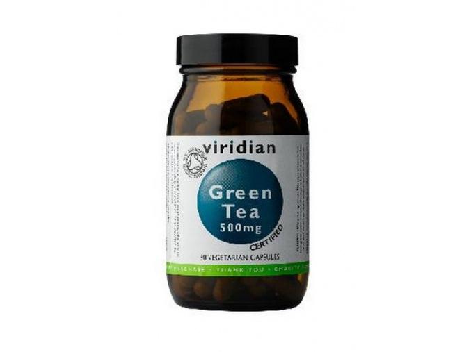 315 1 viridian green tea organic 90 kapsli