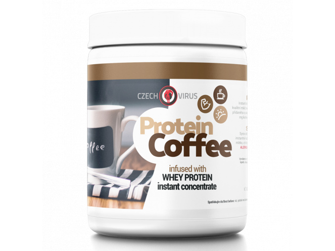 3255 1 czech virus protein coffee 512g