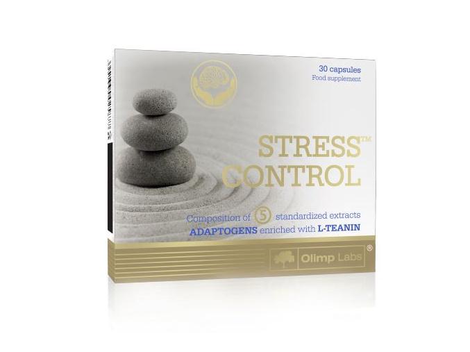 Stress Control - 30 kapslí