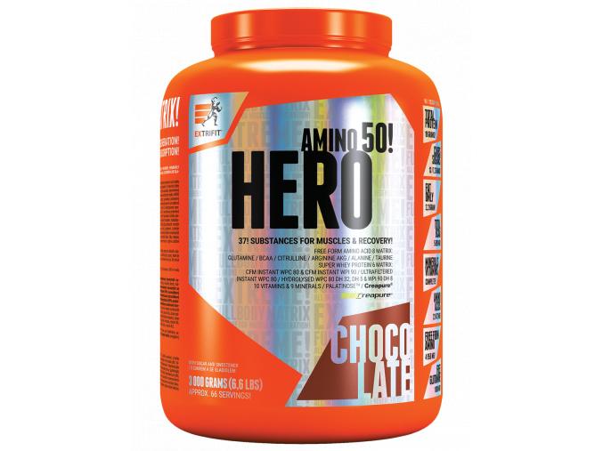 Extrifit Hero 3kg (Příchuť Vanilka)