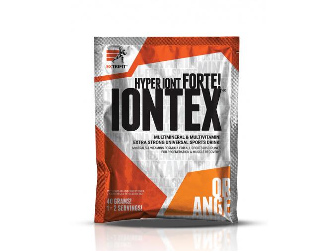 Extrifit Iontex Forte - vzorek 40g