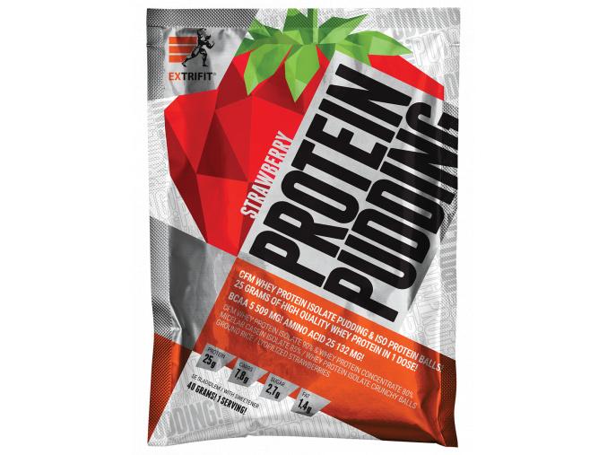 Extrifit Protein Pudding 40g (Příchuť Mango)