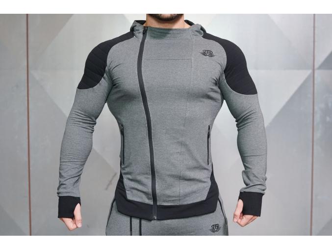 x neo vest grey front