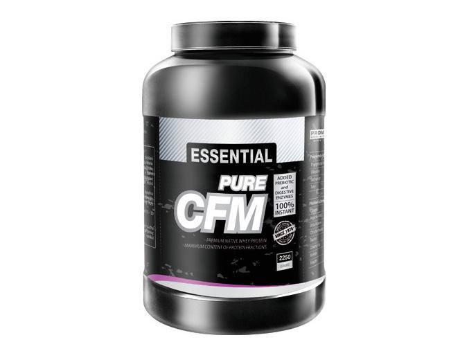 Prom-IN Essential PURE CFM (Příchuť Vanilka, Velikost 2250 g)
