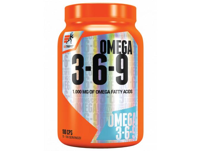 3897 extrifit omega 3 6 9 100 kapsli
