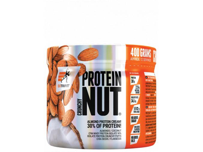 Extrifit Proteinut 400g (Příchuť Skořicová sušenka)