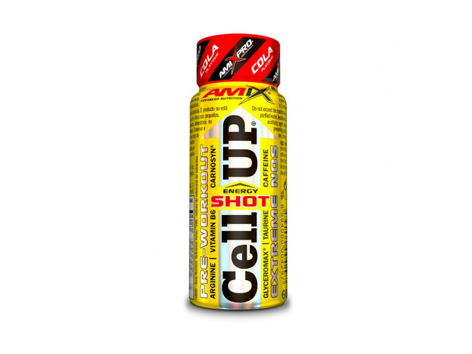 Amix CellUp Shot 60ml (Příchuť Mango)