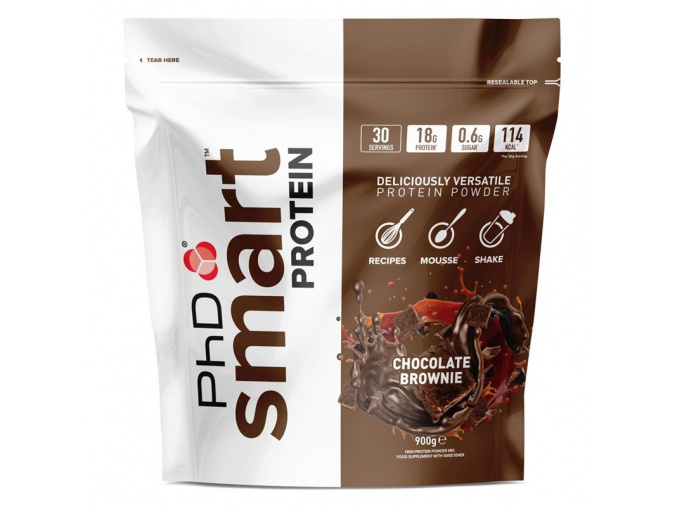 PhD Smart Protein 900g (Příchuť Slaný karamel)