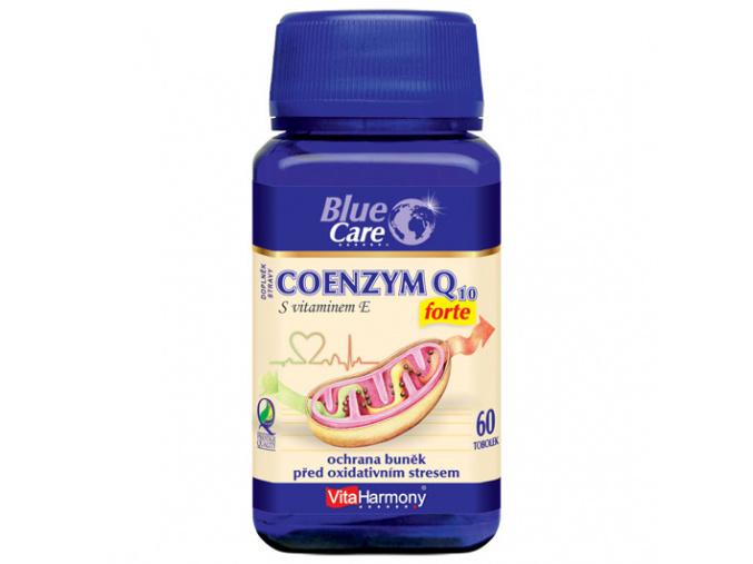 VitaHarmony Coenzym Q10 Forte (30 mg) + Vitamin E (15 mg) 60 tobolek