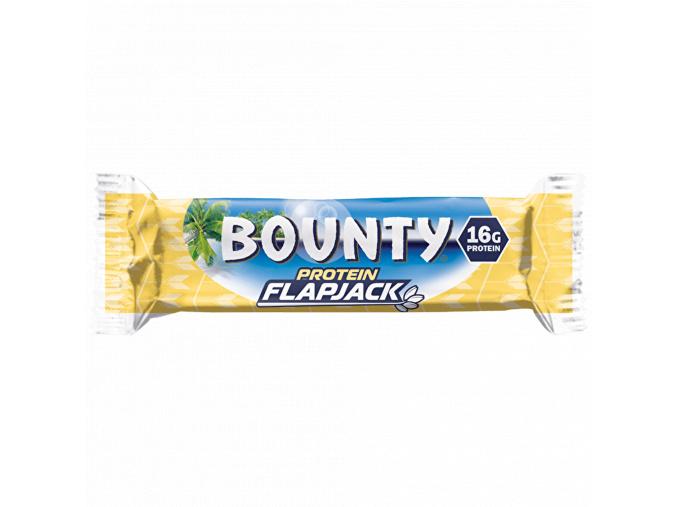 4536 bounty protein flapjack 60g