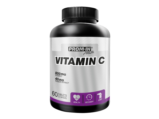 Vitamin C800 + Rose Hip extract - 60 tablet