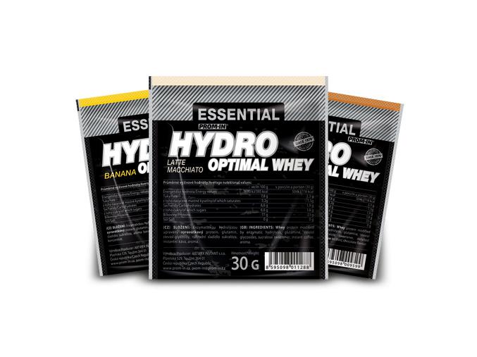 Prom-IN Hydro Optimal Whey - vzorek 30g