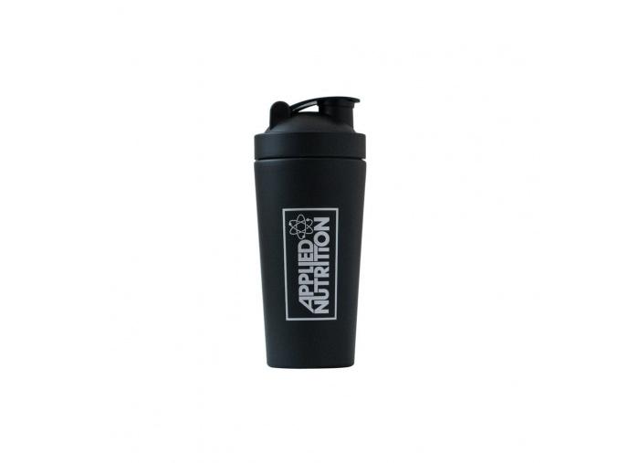 Applied Nutrition Shaker nerez 750ml (Barva Černá)