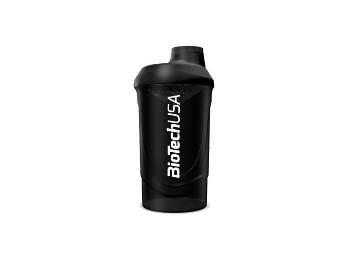 BioTech USA Wave Shaker 600ml (Barva Zelená)