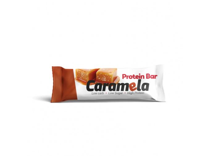 caramela protein bar