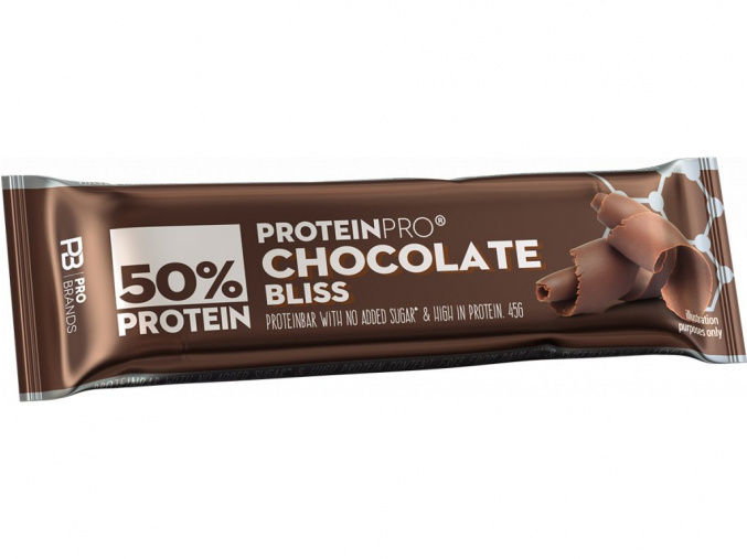 369 2 5013 proteinpro bar 50 chocolate