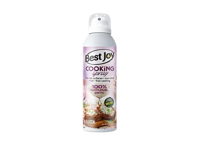 Best Joy Cooking Spray Garlic Oil (Velikost 250ml)