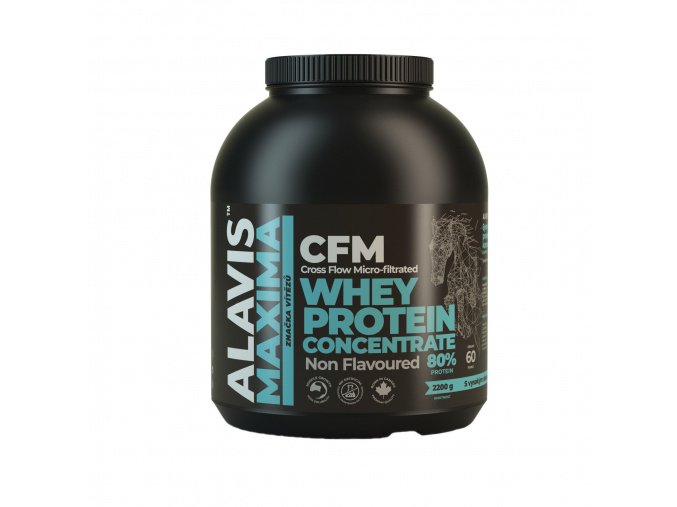 Alavis Maxima Whey Protein Concentrate 80 2200 g 1803201908371923686
