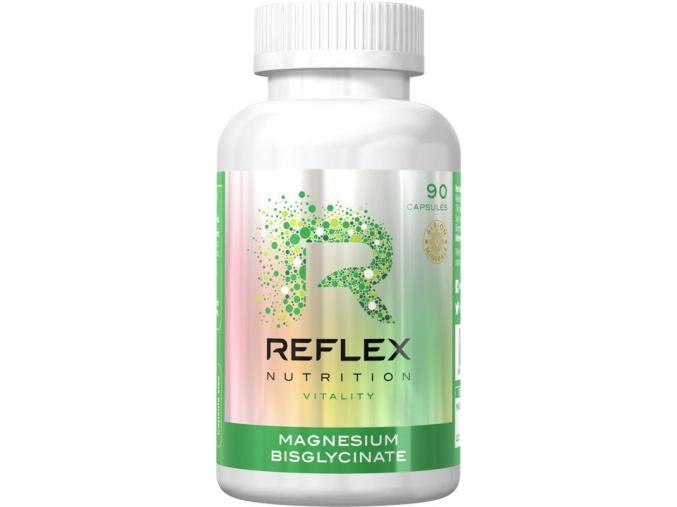 Reflex Nutrition Albion Magnesium (Velikost 4x90 kapslí)
