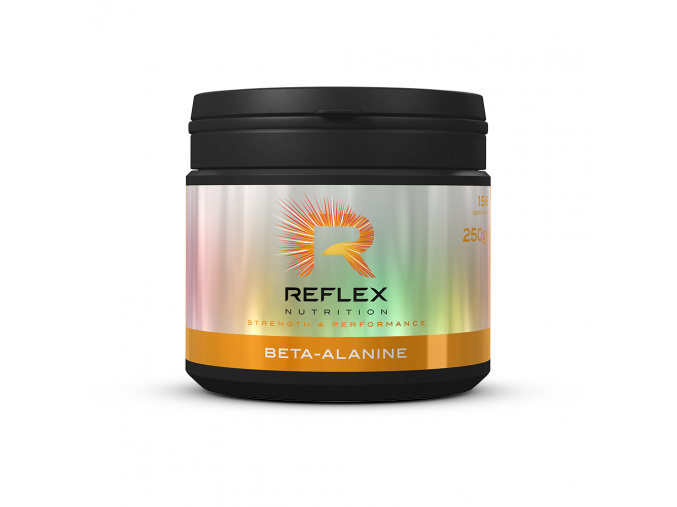 544 reflex nutrition beta alanine 250g