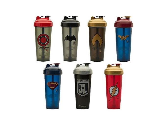 perfect shaker justice league 800ml original