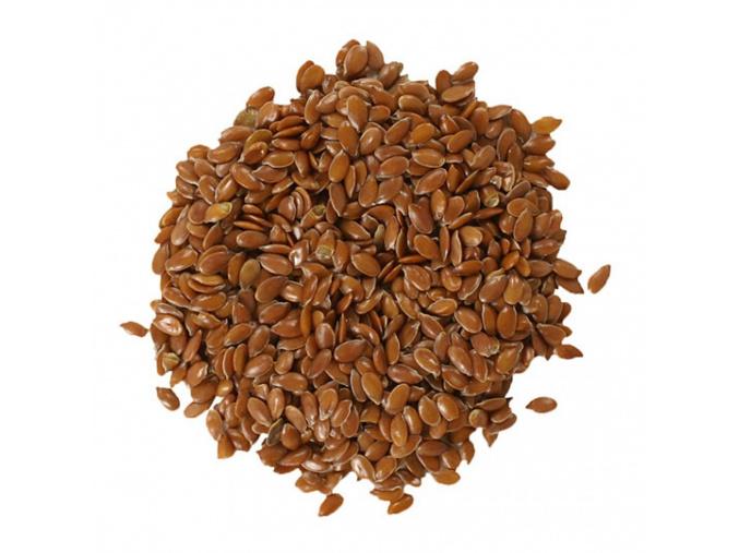 IBK Lněné semínko hnědé vakuované 1000g