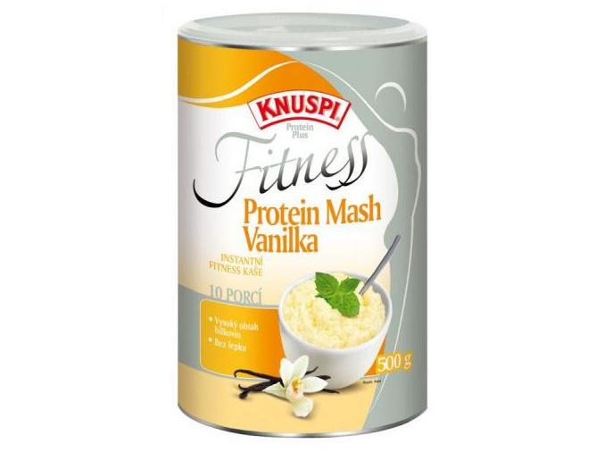 58 1 knuspi fitness protein mash vanilka 500g