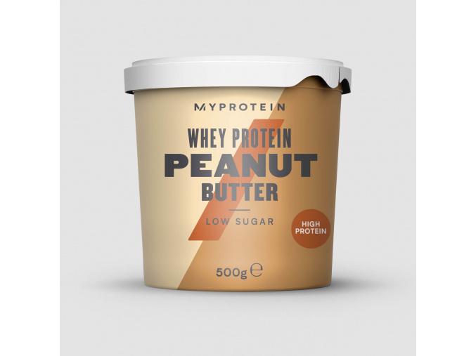MyProtein Proteinové arašídové máslo 500g  expirace 30/6/2020