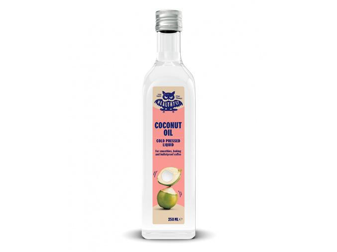 liquid coconut oil coldpressed