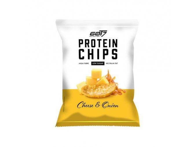 got7 high protein chips 50 gr cheese onion