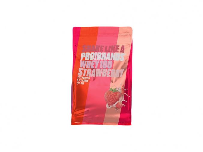 864 probrands 100 whey protein 900g