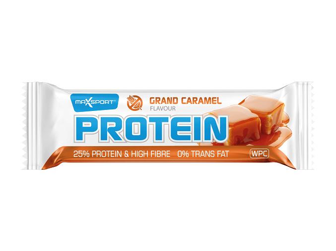 Protein GF caramel