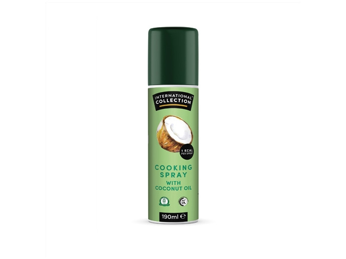 International Collection One Cal Spray with Coconut Oil