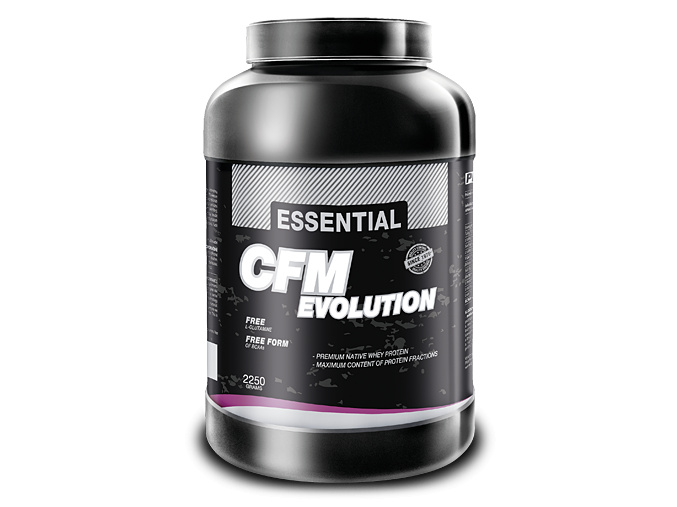 Prom-IN Essential CFM Evolution (Příchuť Vanilka, Velikost 2250 g)