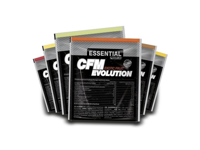 Prom-IN Essential CFM Evolution - vzorek 30g (Příchuť Vanilka)