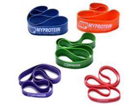 Myprotein Posilovací guma (Velikost 32 - 79kg)