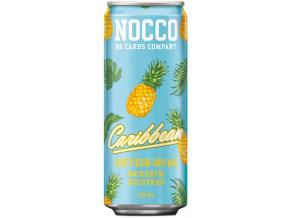 Nocco BCAA 330 ml (Příchuť Tropical)