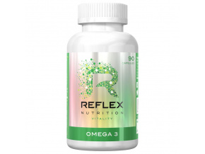 Reflex Nutrition Omega 3 (Velikost 4x90 kapslí)