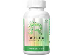 161 reflex nutrition green tea 100 kapsli