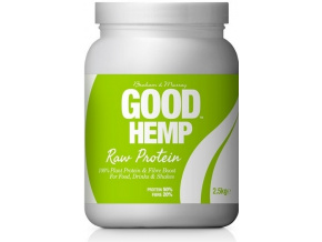 Good Hemp Protein Natural RAW