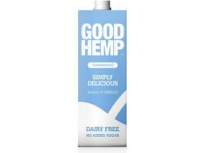 Good Hemp Milk Unsweetened 1l