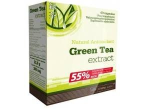 Olimp Green tea extract - 60 kapslí