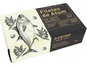 2009 aveiro tunakove filety v bio olivovem oleji 120g