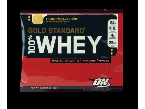 Optimum Nutrition Gold Standard 100% Whey - Vzorek 30g