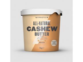 Myprotein Kešu máslo 1kg (Příchuť Jemné s vanilkou)