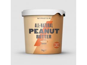Myprotein Arašídové máslo 1kg (Příchuť Smooth and Coconut -EXPIRACE 6/2017!!!)