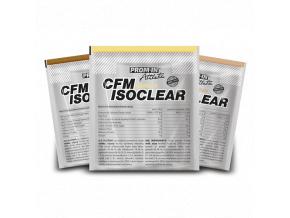 Prom-IN CFM IsoClear - vzorek 30g (Příchuť Vanilka)