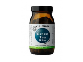 100% Organic Green Tea 90 kapslí